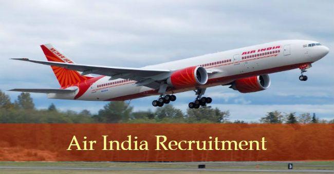 Air India Career