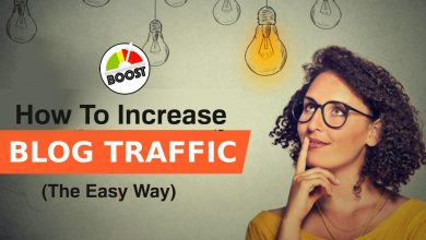 Boost Your Blog Traffic 8 most Reliable Ideas